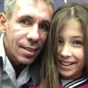 Не совсем взрослая девочка Алексея Панина