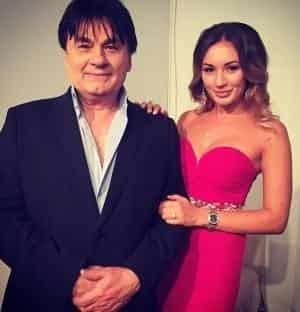 Александр Серов: предан отцом и женой