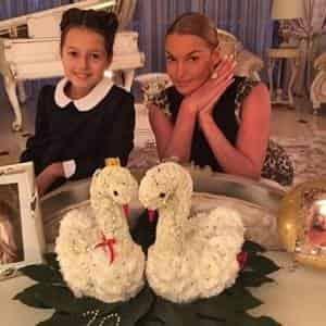 Как дочка Волочковой отреагирует на секс игрушки матери?