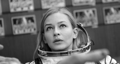 Актриса Юлия Пересильд с борта МКС поделилась впечатлениями от полета