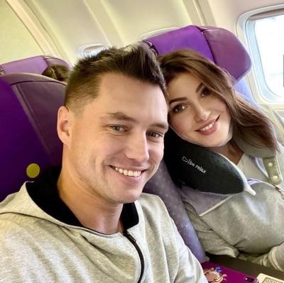 Анастасия Макеева улетела с женихом в Сочи