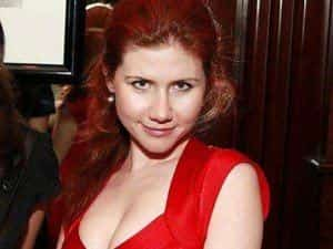 Анна Чапман приняла участие в турецком шоу