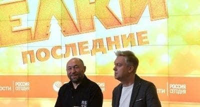Бекмамбетов рассказал о продолжении проекта Елки
