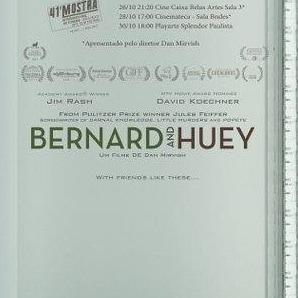 кадр из фильма Бернард и Хью