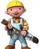 Боб-строитель кадр из передачи
