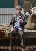 Михаил Галустян и фильм Бородач