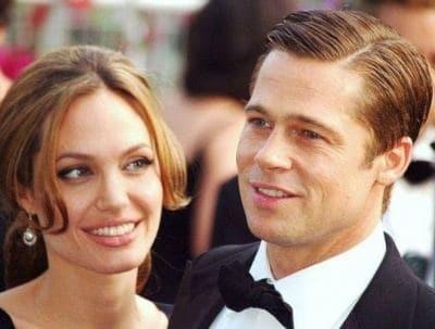 Брэд Питт и Анджелина Джоли тайно встретились впервые за два года