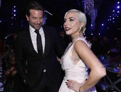 Брэдли Купер устроил сюрприз фанатам на концерте Леди Гаги