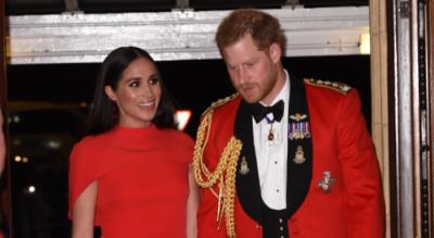 Букингемский дворец ответит на скандальное интервью Меган Маркл и принца Гарри
