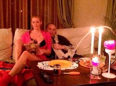 Бывший любовник потребовал от Волочковой 30 миллионов за причиненный ущерб
