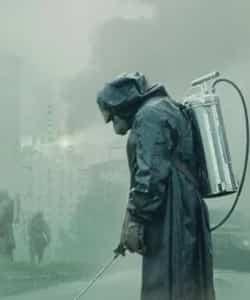 кадр из фильма Чернобыль Вечная память