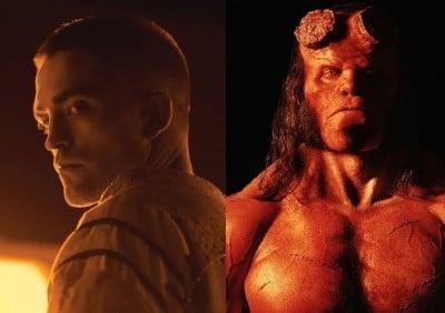 Что смотреть в кино на выходных: Апокалипсис сегодня, Хеллбой и Роберт Паттинсон в космосе