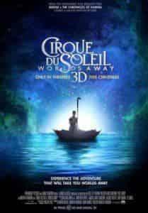 кадр из фильма Cirque du Soleil: Сказочный мир в 3D