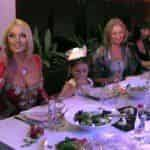 Анастасия Волочкова отметила день рождения без любимого