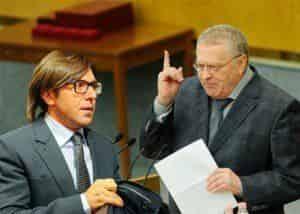 Малахов советует Жириновскому не смотреть его ток-шоу
