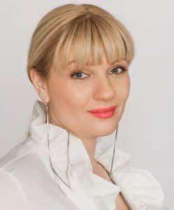 Анна Ардова в роли инспектора Рыбнадзора
