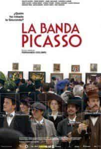 кадр из фильма Банда Пикассо