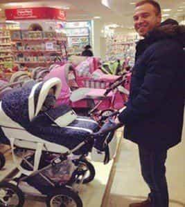 Дом 2: Богдан Ленчук готовится стать отцом