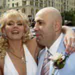 Валерия и Иосиф Пригожин отметили розовую свадьбу