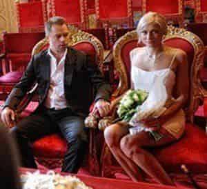 Виталий Гогунский тайно женился
