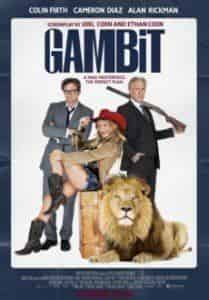 кадр из фильма Гамбит