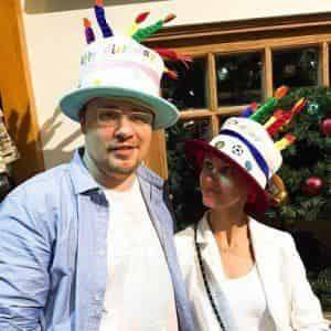 Гарик Харламов и Кристина Асмус отпраздновали годовщину дочери