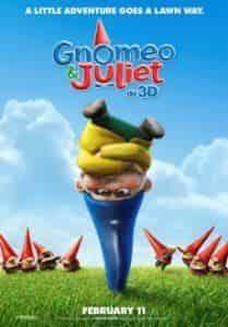 Патрик Стюарт и фильм Гномео и Джульетта 3D