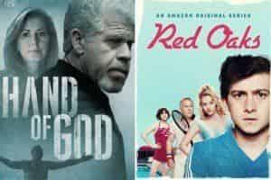 Сериалы Десница Бога и Красные дубы получили вторые сезоны