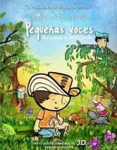 кадр из фильма Детские голоса