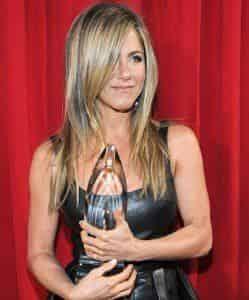 Дженнифер Энистон стала звездой Guys Choice Awards