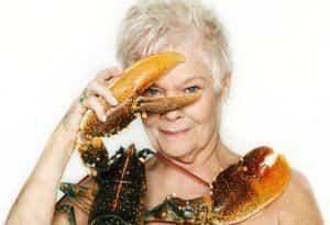 Джуди Денч обнажилась в поддержку рыб