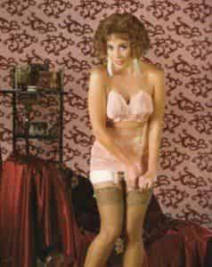 Жанна Фриске порадовала снимком в стиле пин-ап