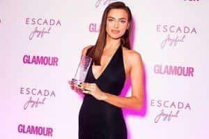 Ирина Шейк - Женщина года по версии Glamour