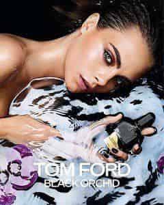 Кара Делевинь обнажилась для рекламы аромата Тома Форда