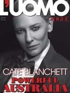 Кейт Бланшетт стала звездой Vogue