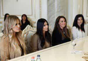 Ким Кардашян встретилась с премьер-министром Армении
