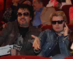 Филипп Киркоров посмеялся над Николаем Басковым