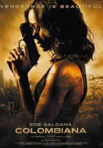 кадр из фильма Коломбиана