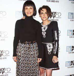 Кристен Стюарт и Жюльет Бинош блеснули в Нью-Йорке