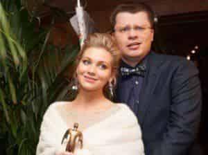 Кристина Асмус опровергла слухи о разводе