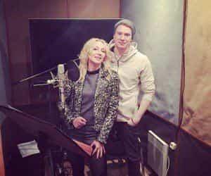 Кристина Орбакайте споет в дуэте с Никитой Пресняковым