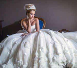 Ксения Бородина стала замужней дамой