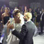 Кэти Топурия отпраздновала свадьбу в Барвихе