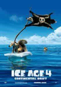 Дженнифер Лопез и фильм Ледниковый период 4: Континентальный дрейф