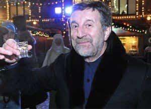 Леонид Ярмольник первые стал дедом