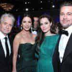 Майкл Дуглас восхищен откровенностью Джоли