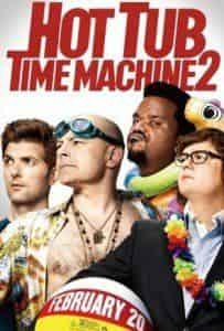 Адам Скотт и фильм Машина времени в джакузи 2