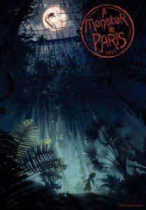 Ванесса Паради и фильм Монстр в Париже