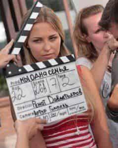 Лариса Удовиченко и фильм Моя безумная семья
