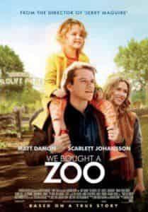 кадр из фильма Мы купили зоопарк